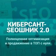 Киберсант-SEOшник 2.0: полноценная оптимизация и продвижение в ТОП с нуля